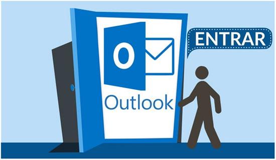 Hotmail: Entrar Outlook