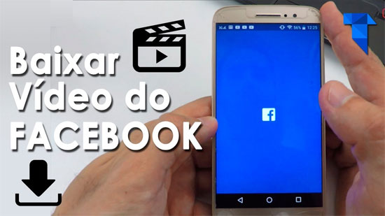 Como baixar vídeo do Facebook