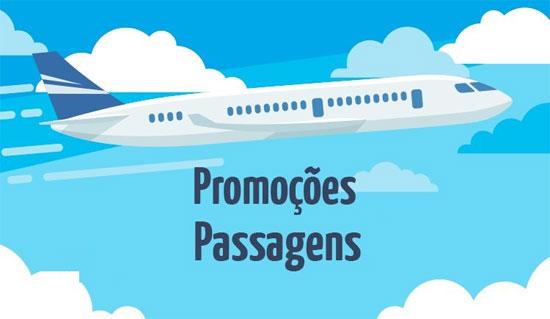 Passagens aéreas Submarino: Promoção